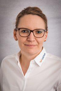 Verena Kiesewetter - Ausstellungsleitung & Sachbearbeitung