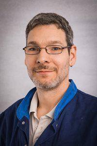 Roger Peach - Anlagenmechaniker (Sanitär- und Heizungstechnik)