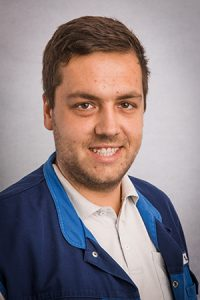 Pascal Unger - Anlagenmechaniker (Sanitär- und Heizungstechnik)